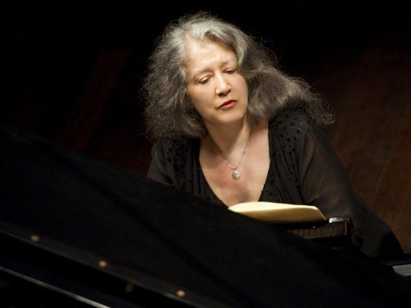 Martha Argherich