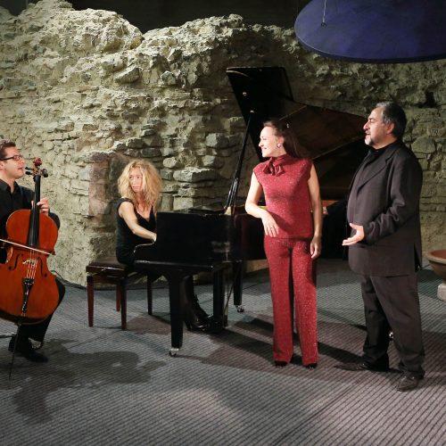 I BRICCONCELLO in Ferenc Liszt e l'Italia, nella ricorrenza dei 130 anni dalla morte