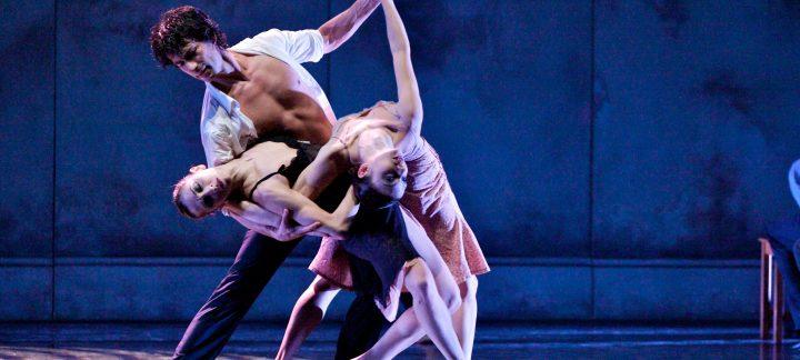 BALLETTO DI ROMA con KLEDI KADIU in Contemporary Tango
