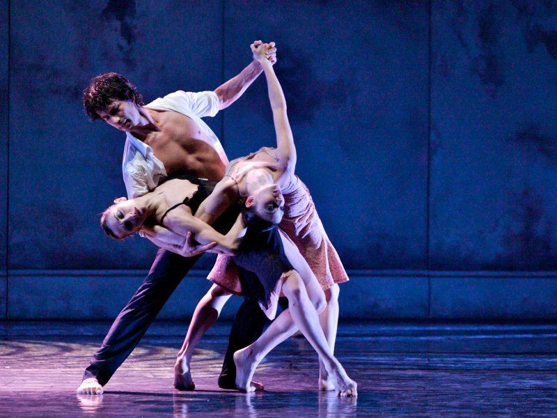 Kledi e il Balletto di Roma