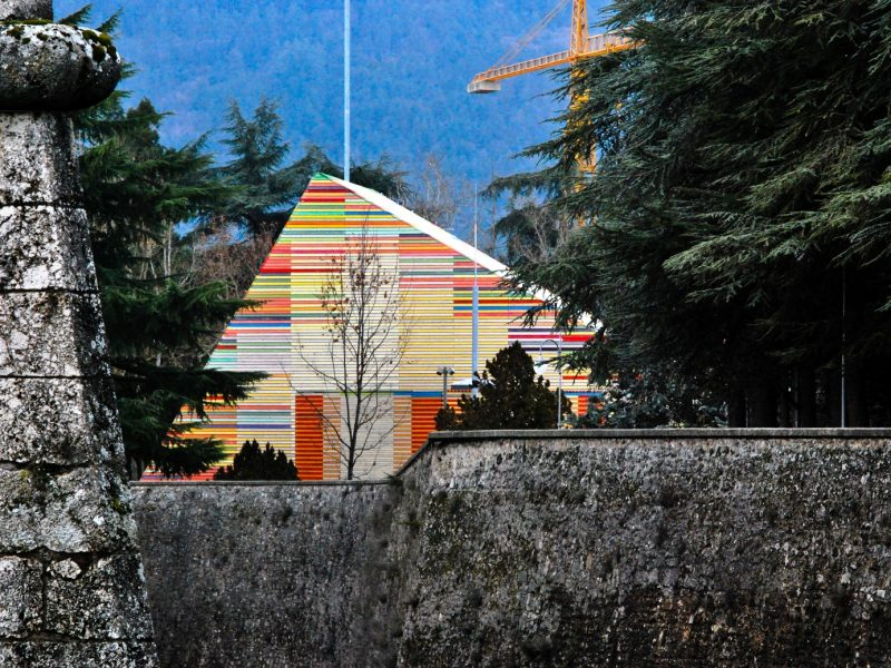 Auditorium del Parco