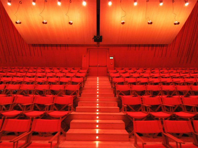 Auditorium del Parco - L'Aquila. Foto di Lorenzo Nardis per Ente Musicale Società Aquilana dei Concerti.