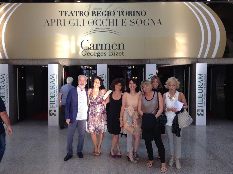 Viaggio Musicale a Torino. Luglio 2016