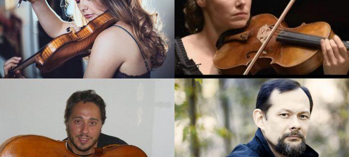 Quartetto CONUNOVA, MUTHELET, GEMINIANI, PACE