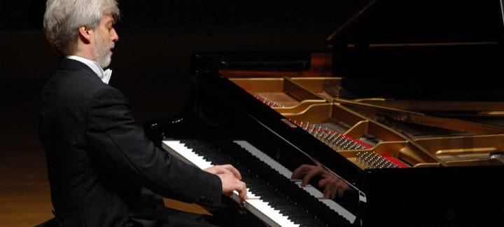 KRYSTIAN ZIMERMAN recital pianistico