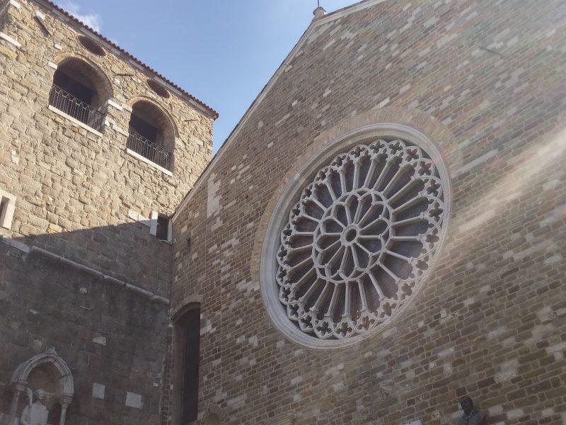Trieste Cattedrale San Giusto