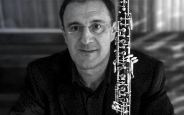 Masterclass di oboe con Riccardo Bricchi