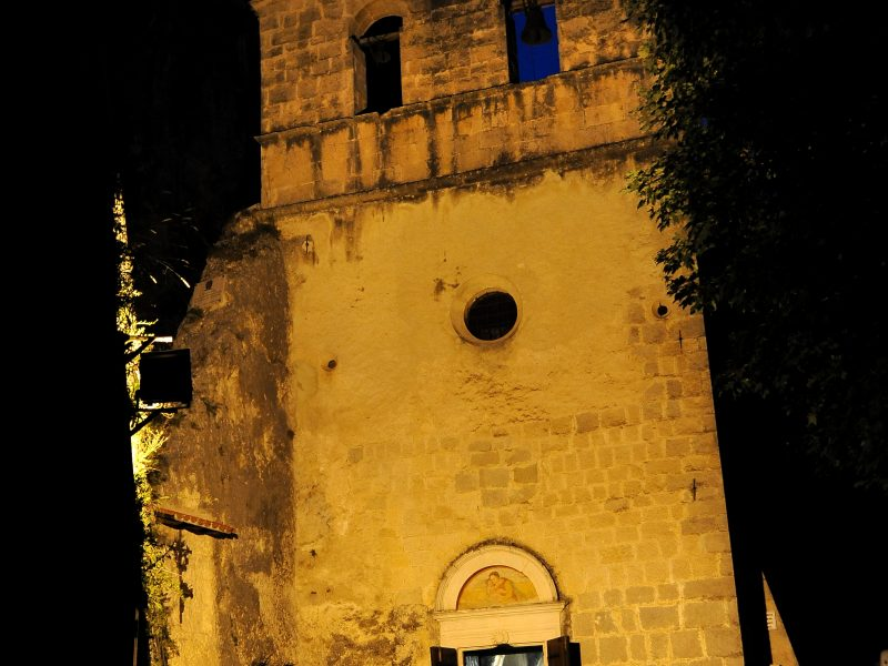 18 luglio. Santuario Madonna d'Appari. Foto di Arturo Carniti per Società Aquilana dei Concerti