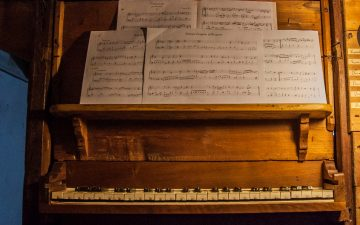 Rassegna Organistica. Andrea Buccarella organista.