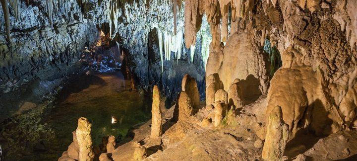 Musica e Architettura. Concerti itineranti nelle Grotte di Stiffe.