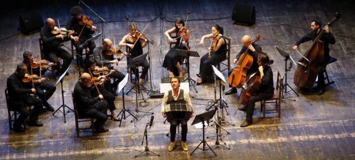 Musica e Architettura. Omaggio a Piazzolla con Orchestra da Camera di Perugia e Daniele Di Bonaventura al bandoneon