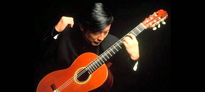 Festival Internazionale della Chitarra. Recital di Kazuhito Yamashita