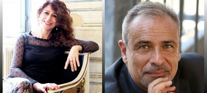 """""""La danza sul labirinto"""" con l'arpista Antonella Ciccozzi e l'attore Enzo Decaro"""