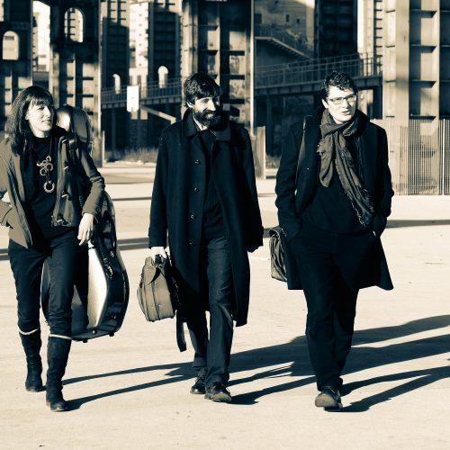 Trio Debussy. Progetto Paolo Conte