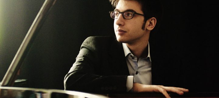 Gabriele Carcano pianista