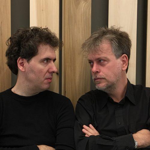 Duo Luca Franzetti violoncellista Simone Pedroni pianista