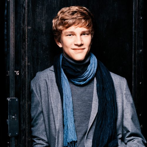 Jan Lisiecki pianista