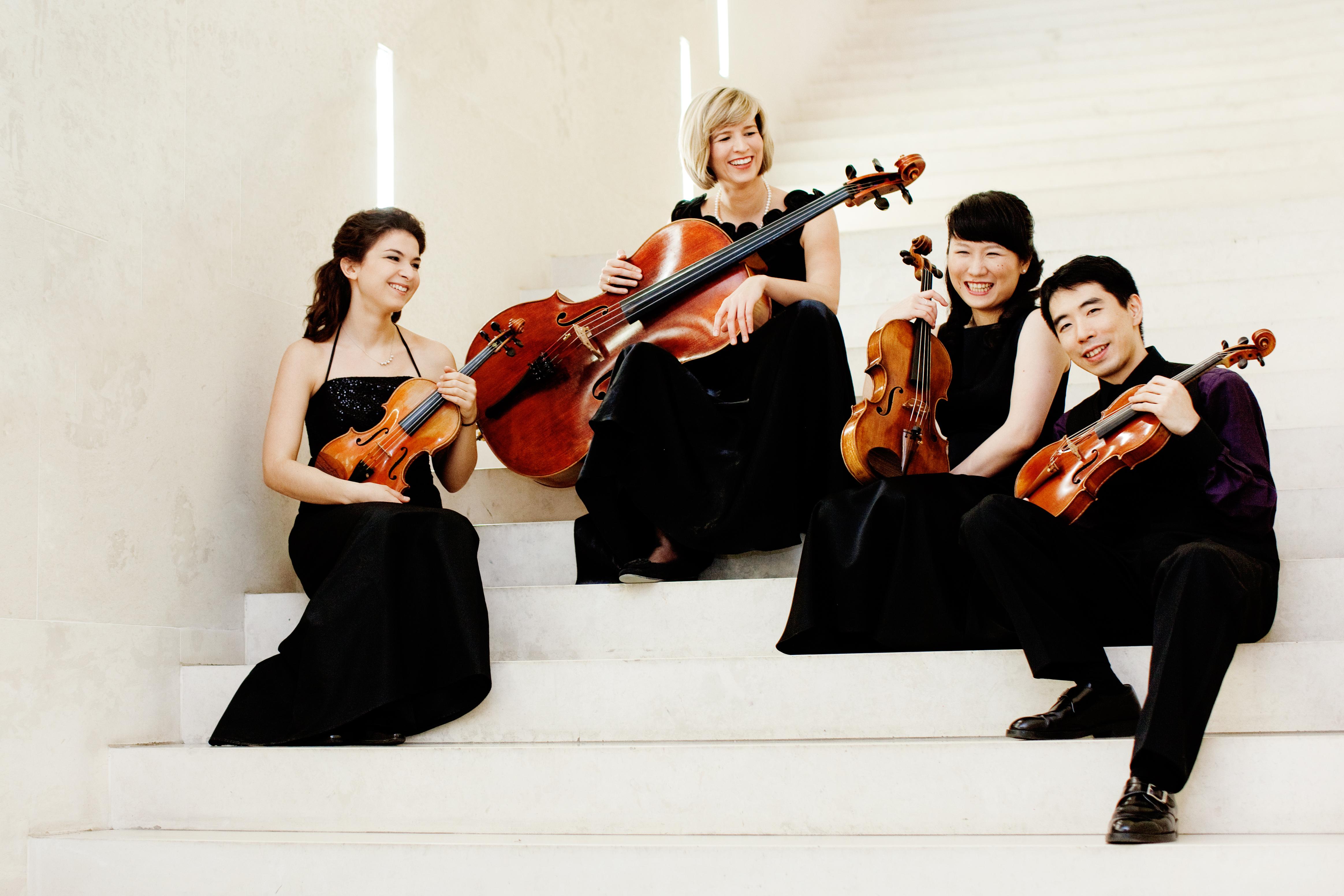 4 feb Pacific Quartet Vienna