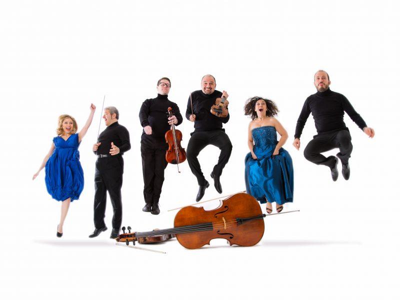 4 mar Sestetto Stradivari