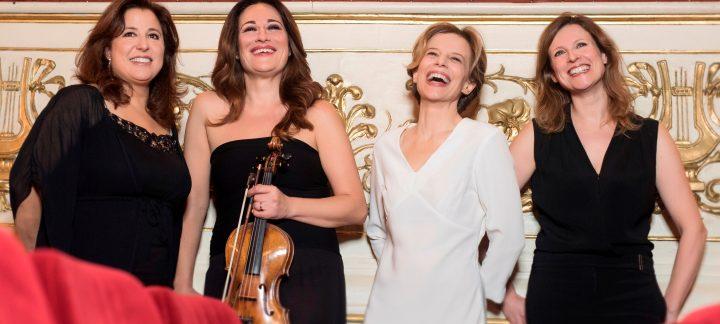 Sonia Bergamasco con EsTRIO
