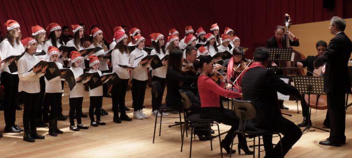 Concerto di Natale con il Coro di Voci Bianche Barattelli nel ventesimo della fondazione
