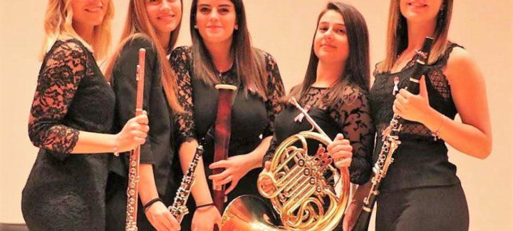 """Quintetto di Fiati """"Le Cless"""""""