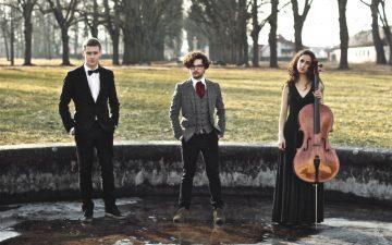 """Trio Agora – Festival Concorso musicale Internazionale """"Le strade d'Europa"""""""