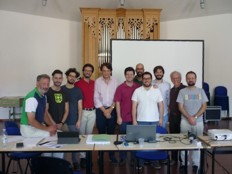 Foto workshop Fabio Vacchi