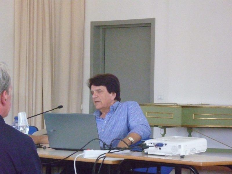Lezione di Fabio Vacchi