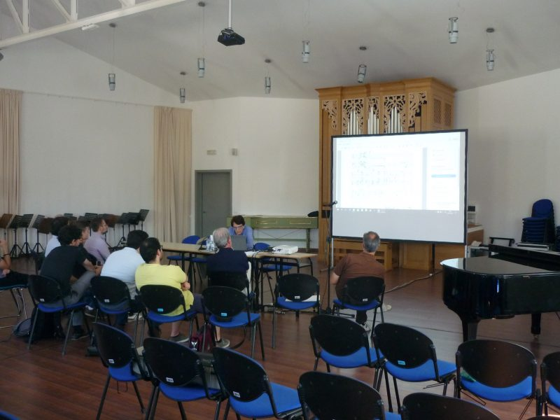Workshop di Fabio Vacchi