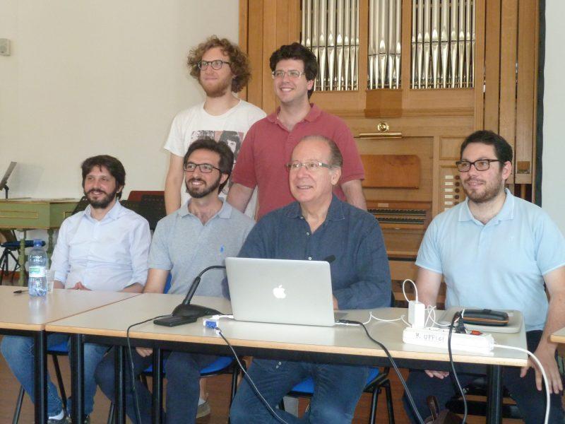 Workshop con Ivan Fedele