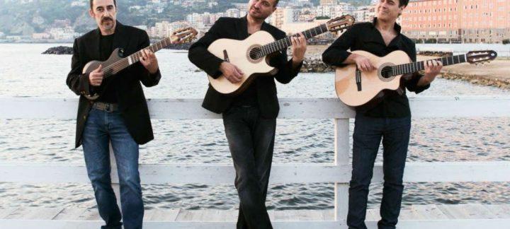 Hermanos Virtuoso Guitar Trio