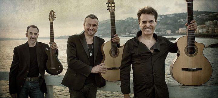 Virtuoso Guitar Trio. Nico Di Battista, Max Puglia, Francesco Cavaliere