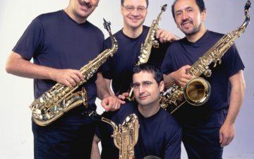 Quartetto di Sassofoni Accademia