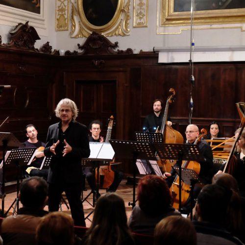 XXV RASSEGNA DI MUSICA ANTICA: Il moro per amore di A. Stradella