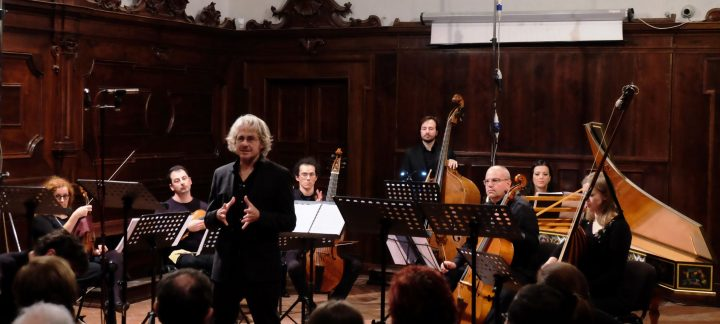 Amare e Fingere, un'opera di Alessandro Stradella. Prima esecuzione moderna