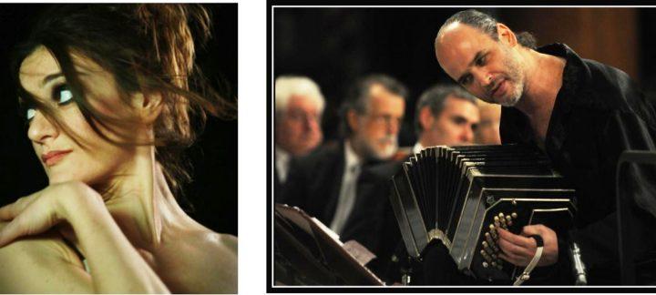 Cristina Zavalloni, Marcelo Nisinman, Ensemble '05 e le storie di Tango