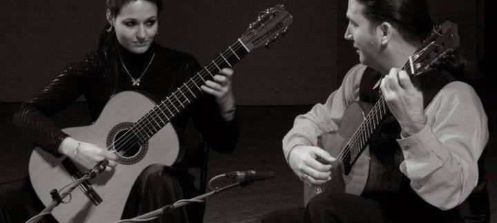 Duo Anabel Montesinos & Marco Tamayo