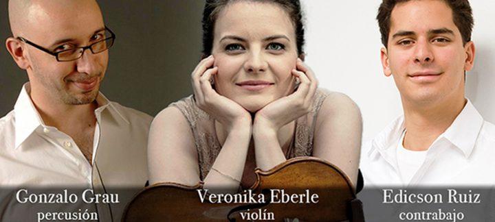 Trio Eberle Ruiz Grau. Tre straordinari interpreti per Bach e rumba!