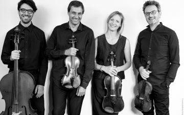 Umana Passione, sette musiche per voce e quartetto d'Archi con il Quartetto Prometeo e Sandro Cappelletto
