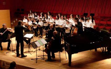 """Coro di Voci Bianche della Società Aquilana dei Concerti """"B. Barattelli"""""""