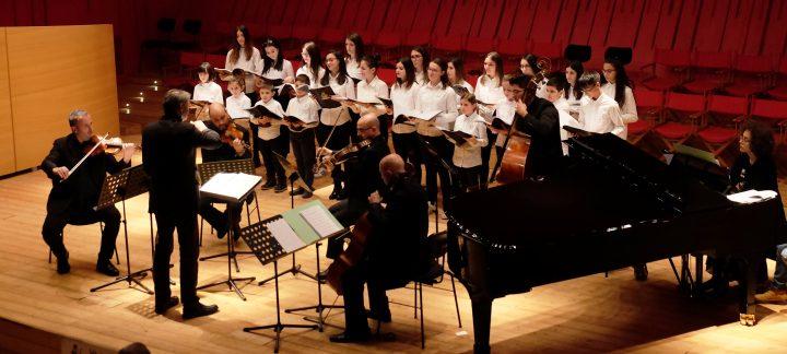 Concerto di Natale con il Coro di Voci Bianche