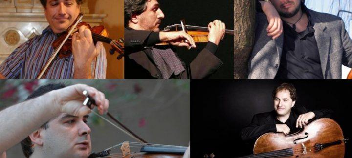 Quintetto Rizzi Pieranunzi Fiore Braconi Bronzi