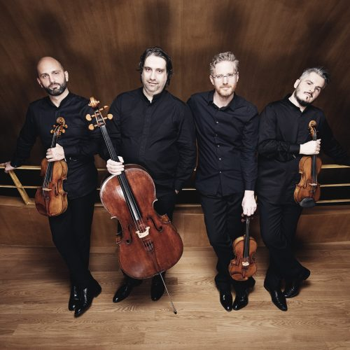 Quartetto di Cremona. Integrale quartetti per archi di Beethoven. Terzo concerto