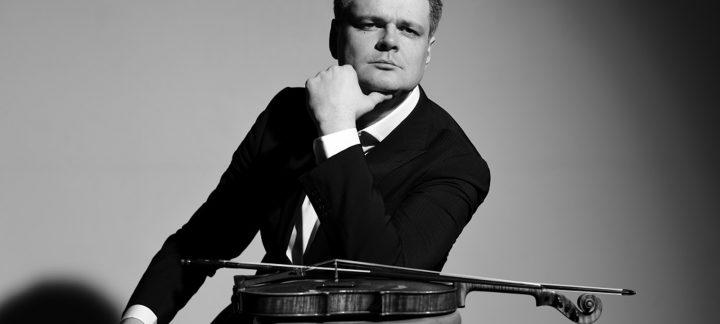 Due straordinari interpreti: Il violinista Roman Simovic ed il pianista Vadym Kholodenko