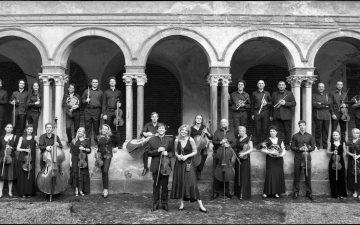 """Guido Rimonda, Silvia Chiesa, Maurizio Baglini con Orchestra Camerata Ducale """"Progetto Haydn"""""""