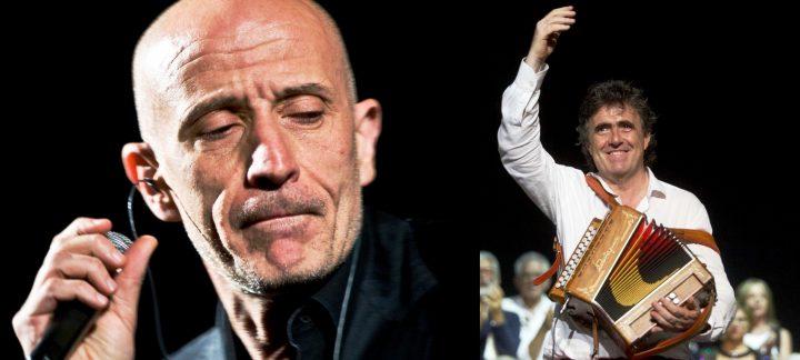"""Matinée Musicale: AMBROGIO SPARAGNA & PEPPE SERVILLO  in """"Fermarono i cieli"""" Le Canzoncine spirituali di Sant'Alfonso Maria de' Liguori"""