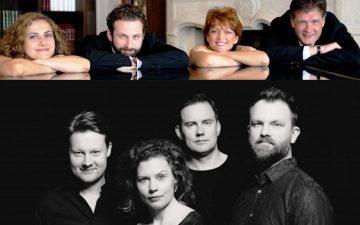 Gringolts Quartet & Meta4 Quartet