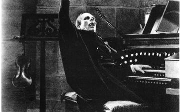 Spettacolo di Halloween. Proiezione del film Il fantasma dell'opera (1925) con musica dal vivo