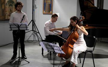 """Trio Agora – Festival Musicale Internazionale """"Le strade d'Europa"""""""